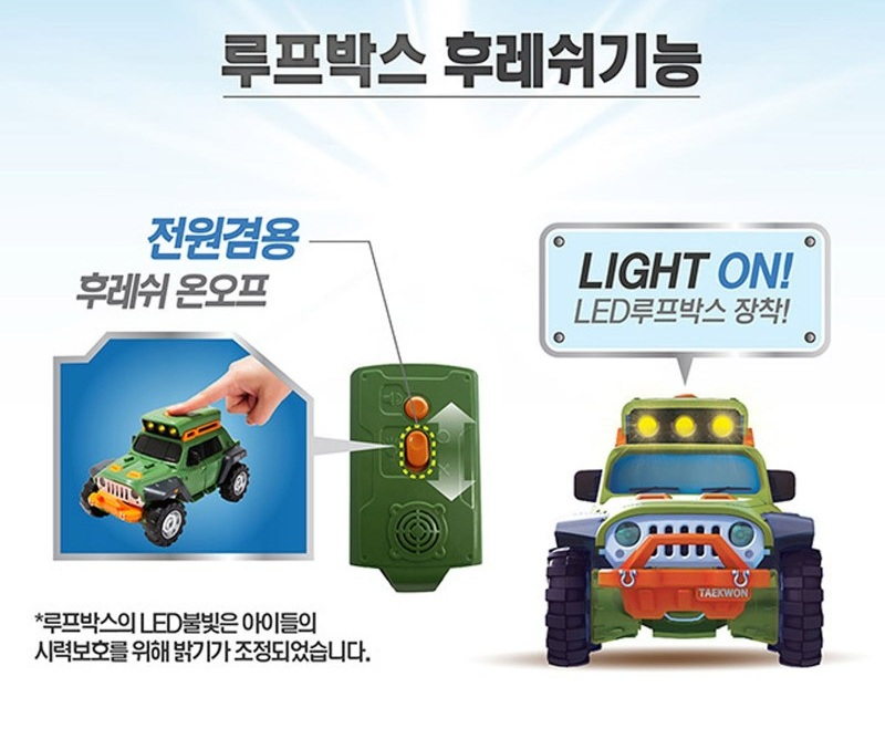 Tobot Taekwon K Vehicle Mode
