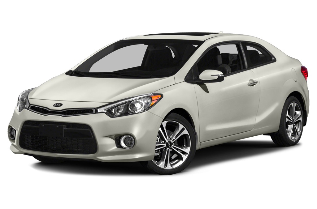 Kia Forte in White